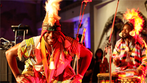 Amara Kanté Live at the Royal Ontario Museum in Toronto